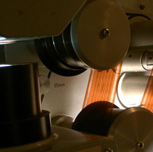 35mm Filmtransfer 35 mm mit Bosch-Abtaster