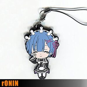 REM-Ver-A-Re-Zero-Starting-Life-in-Another-World-Rubber-Strap-BUSHIROAD