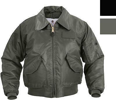 CWU//45P Thin Amry Military Air force Pilot Bomber Flight Jacket Men Windbreaker