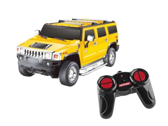 Cartronic Rc Car Hummer H2 1 24 Remote Control Model