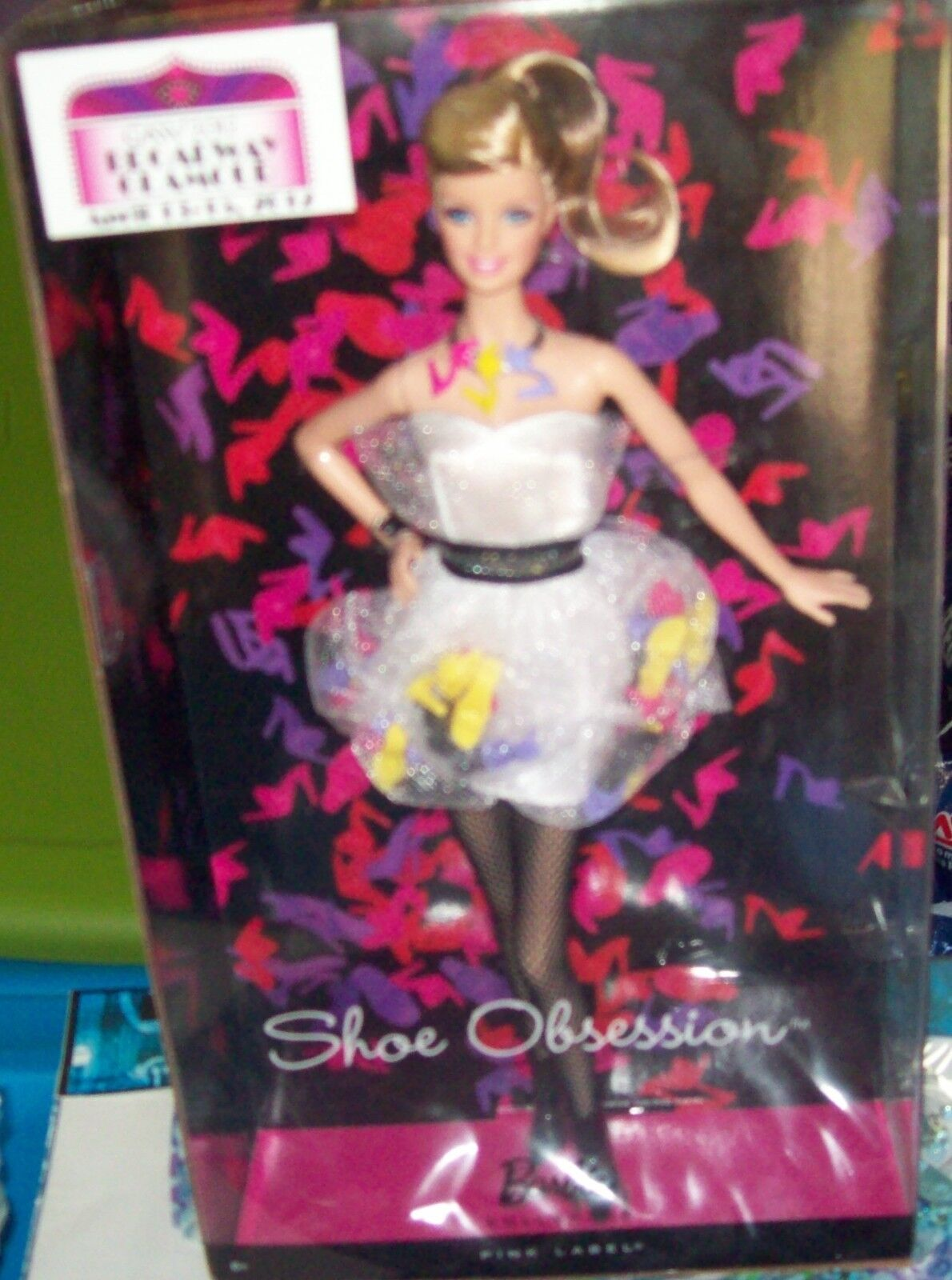 Conceder un deseo (Gaw) 2012 Zapato Barbie Y 2 Broadway Belleza Trajes Todo Nuevo En Caja