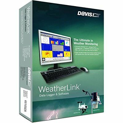 Davis WeatherLink® Windows Serial Port f//Vantage Vue /& Pro2 Series