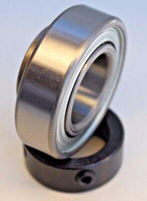 "CSA205-14 7//8/"" Insert Ball Bearing W// Lock Collar"
