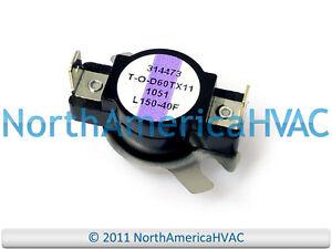 York-Coleman-L150-40F-Limit-Switch-314473-024-35596-000