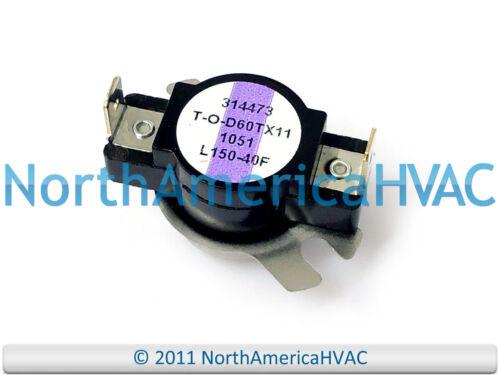 York Coleman L150-40F Limit Switch 314473 024-35596-000