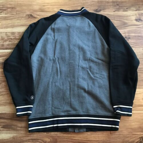 Rare Vintage Stussy Jacket Size 2XL Black Grey New Without Tags