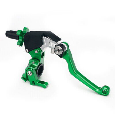 CNC Quick Adjust Clutch Lever Perch With Hot Start for Kawasaki KX65 KX80 KX85 KX100 KX125 KX250 KX250F KX450F KXF 250 450