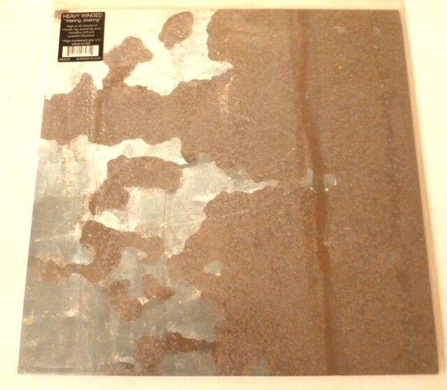 Heavy Winged - Waking Shaking UK Transparent Grau Limitierte 30.5cm EP/LP