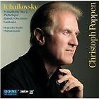 """Pyotr Il'yich Tchaikovsky - Tchaikovsky: Symphony No. 6 """"Pathétique""""; Hamlet Overture-Fantasia (2011)"""
