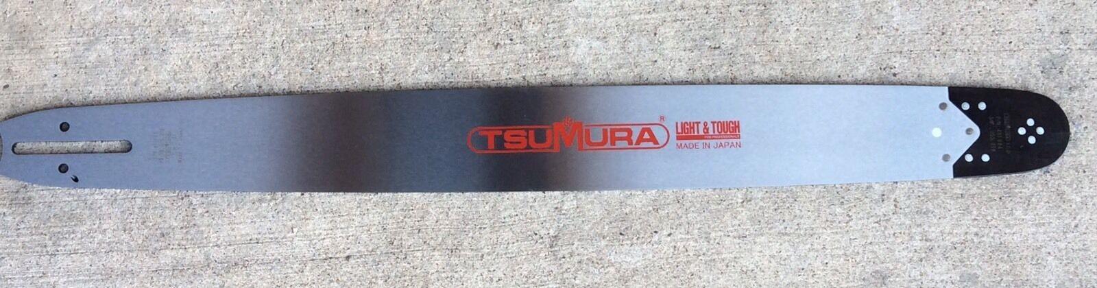 Guía de Tsumura 28  Bar 3 8-050-92DL Makita Husqvarna Jonserojo Dolmar 280 rndd 009
