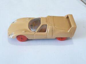 Rare Vintage Estetyka BRE Samurai Race Car Made in Poland