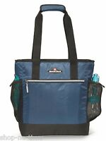 Igloo Maxcold™ Insulated Leak Resistant 24 Can Blue Cooler Tote Bag -