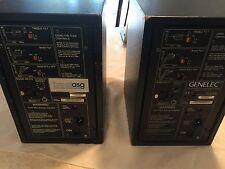 Genelec 1030A Active Studio Monitor Pair 1030