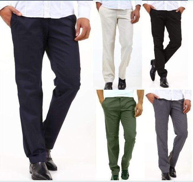 Pantaloni men  ABSOLUT JOY Taglio Classico A523 Tg M L XL