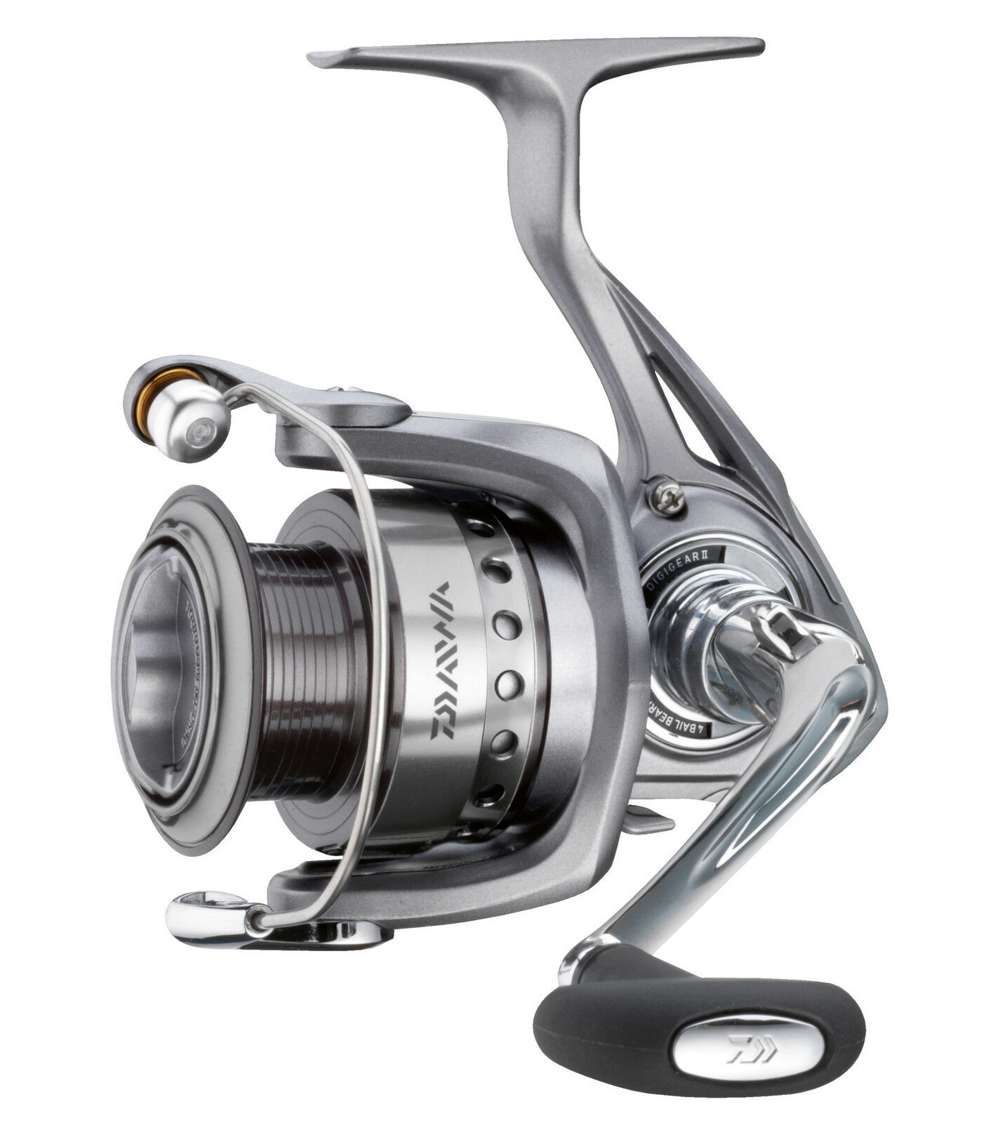 1 Stück Daiwa Exceler S 3500 Stationärrolle Spinrolle Rolle Angelrolle
