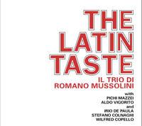 Romano Mussolini - Latin Taste [new Cd] on Sale