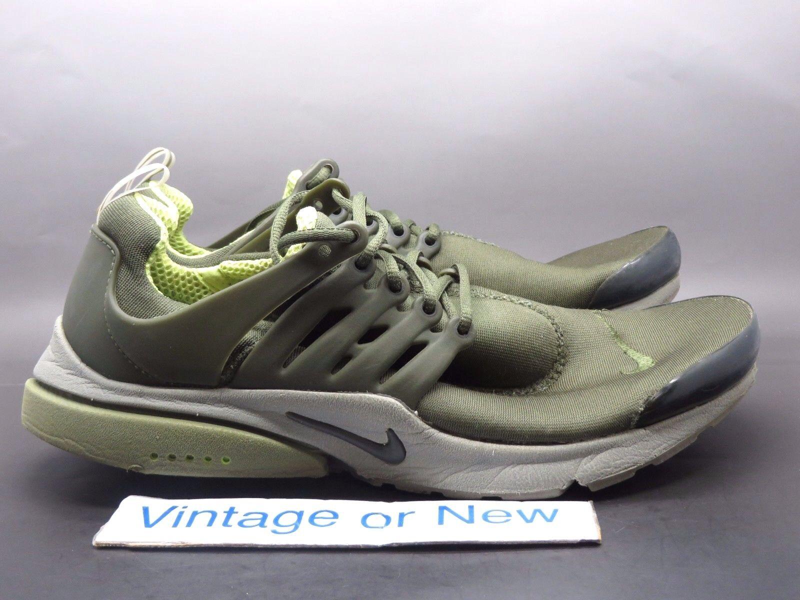 Nike air max 2015 Uomo scarpe da corsa 698902-070 nero / silver numero 7