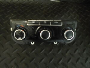 2012-VW-GOLF-1-6-TDi-3DR-MK6-A-C-HEATER-CONTROLS-PANEL-5HB009751