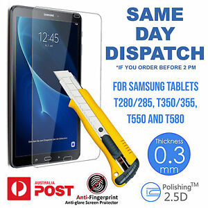 Tempered-Glass-Screen-Protector-for-Samsung-Tab-A-T350-355-T280-285-lot-T-580