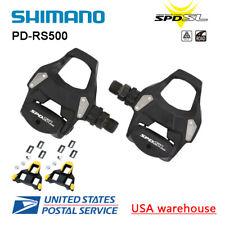 Shimano PD-R540 SPD-SL VTT Pédales vélo de route avec SM-SH11 Crampons