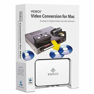 Convert Transfer Old Vhs Tapes Beta 8mm Camcorder Tapes To Dvd For Mac Ebay