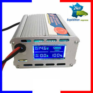 chargeur-charger-batterie-battery-voiture-auto-12v-pince-croco-double-cable