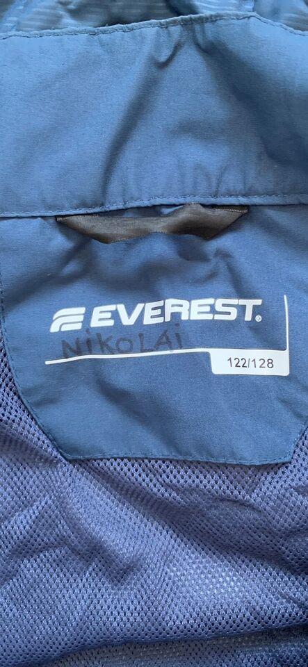 Regntøj, Regnfrakke, Everest
