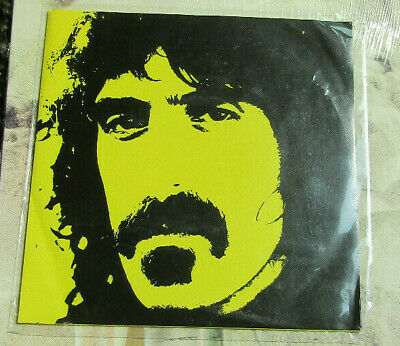 Free 2for1 Offer Frank Zappa Don T Eat The Yellow Snow