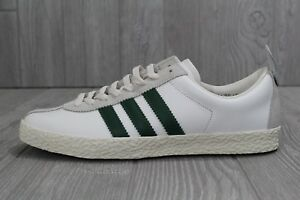 best website e72eb f2225 Image is loading 28-New-Adidas-Trainer-SPZL-Supcol-Dark-Green-