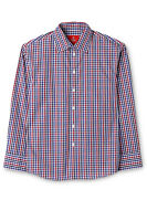 Fred Bracks Coloured Check Shirt 8-16 Assorted