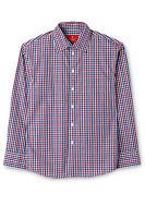 Fred Bracks Coloured Check Shirt 8-16 Assorted