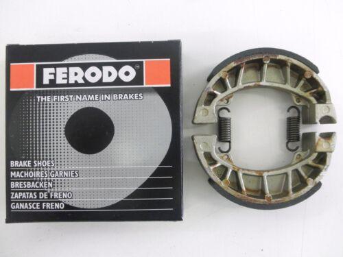 FERODO GANASCE FRENO POSTERIORE PER PIAGGIO HEXAGON 150 1995 1996 1997 1998 1999