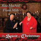 The Spirit of Christmas * by Frank Mills/Rita MacNeil (CD, Nov-2010, EMI)