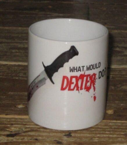 Dexter Morgan Michael C Hall What Would Do MUG