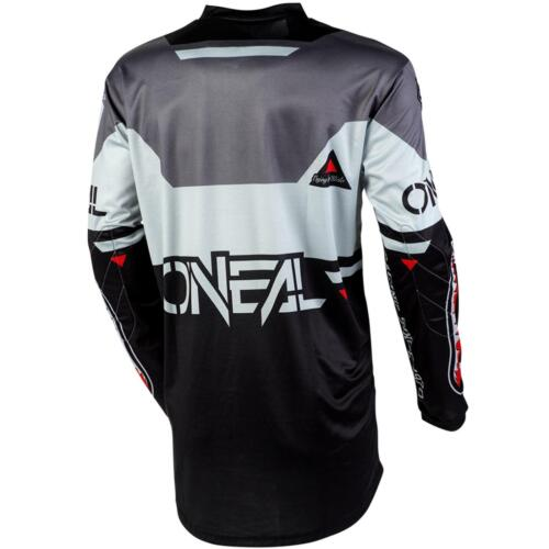 O/'Neal Element Warhawk Jersey Moto Cross MTB MX DH Mountain Bike Langarm Trikot
