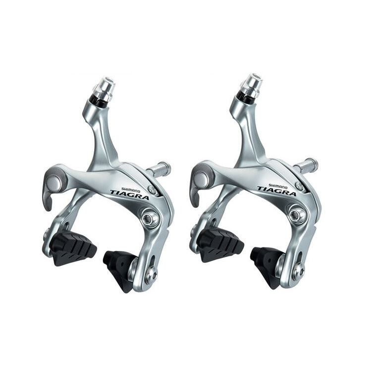 Coppia freni bici corsa Shimano Tiagra BR-4500 road bike brake caliper