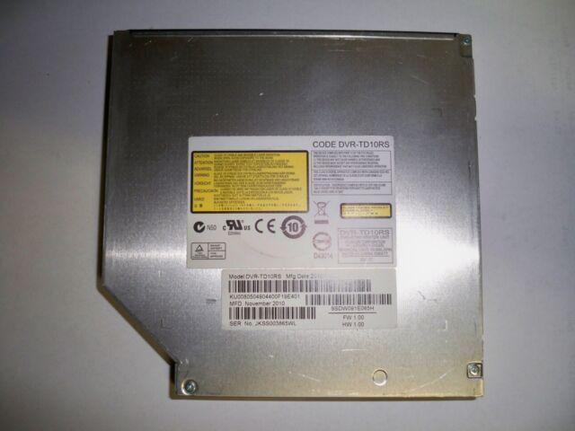 Sata Pioneer DVD Brenner DVR-TD10RS, Februar 2010, funktionstüchtig!!!