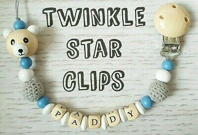 Maniquí de madera Personalizado Clip Bebé Niña