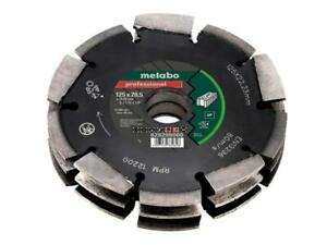 Metabo-MPT628299-3-Row-Professional-UP-Wall-Chaser-Blade-125-x-28-5-x-22-23mm