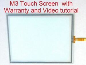 Korg M3, PA800, PA2X Pro, PA3X - Touch Screen Glass Panel for LCD ~ digitizer ~