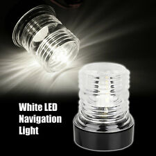 33LED Marine Indicator Stern 360°Navigation Light Pontoon Boat Yacht Lamp White