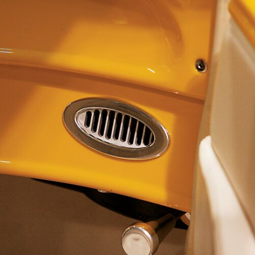 AC Heater Air Vent Or Body Panel Vent