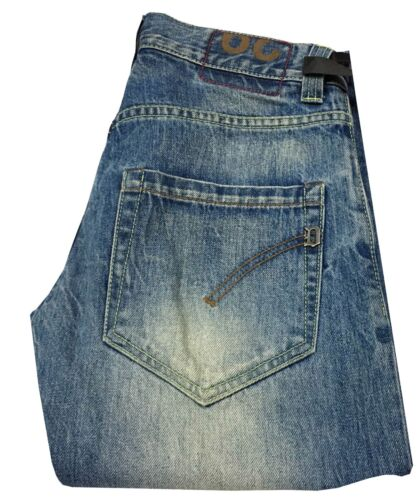 Uomo 100 In Made Mod Up008 Italy Dondup Usure Con Cotone Jeans Music 5Zxff1