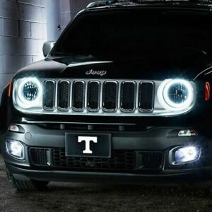 For 2015 2019 Jeep Renegade Oracle Lighting Smd Red Halo