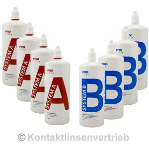 Beauty & Gesundheit 8 X 360 Ml Alternative Zu Proxcid 1 Und 2 Bestellungen Sind Willkommen. SchöN Sparpack System A Und B