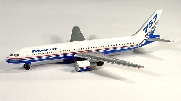 Herpa 503679  Boeing Fleet House Demo Livery 757-200 1 500 Scale RETIRED 1997