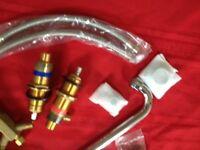 Elkay 8deck Utility Faucet Chrome