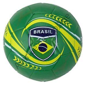 ballon de football brasil balle de foot ballon br sil ballons neuf ebay. Black Bedroom Furniture Sets. Home Design Ideas