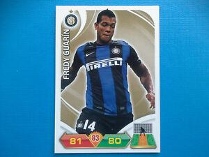 Panini-Calciatori-Adrenalyn-2012-13-2013-n-127-Fredy-Guarin-Inter
