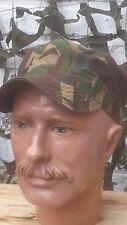 -*- Tour de tête 60 cm -*- Casquette camouflage-Armée de Terre Hollandaise